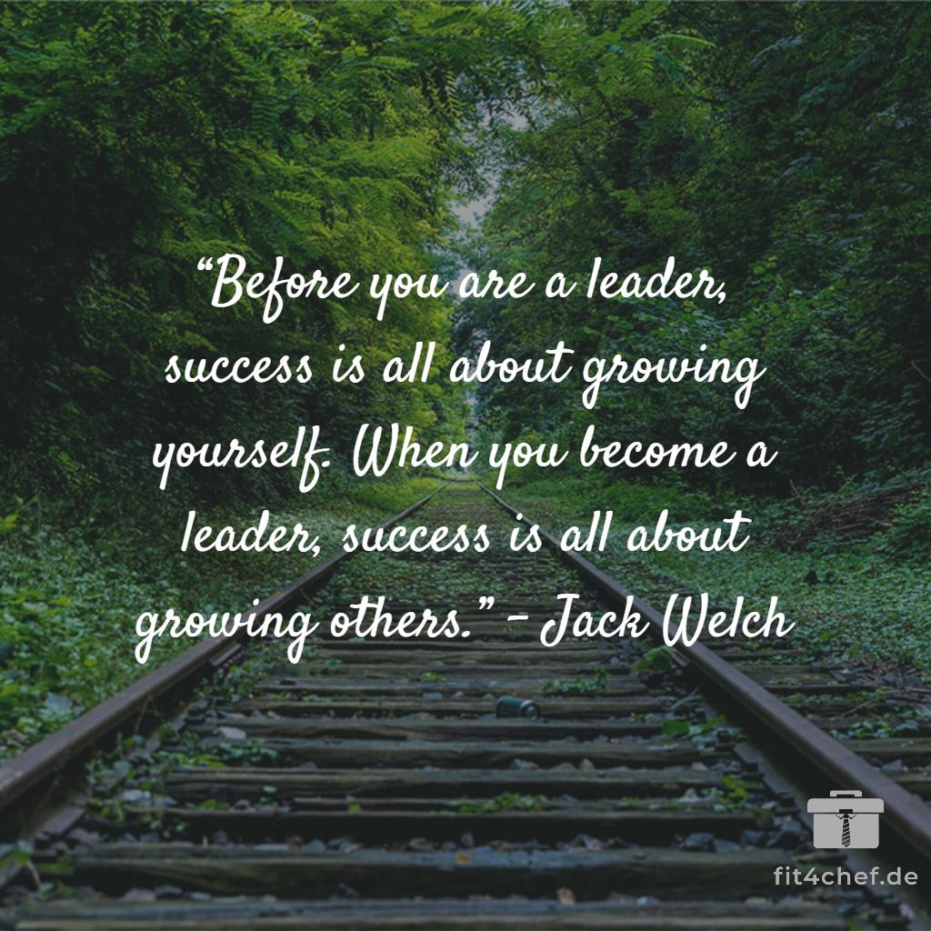 Jack Welch Zitat